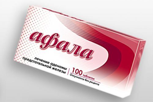 Препарат против рака предстательной железы