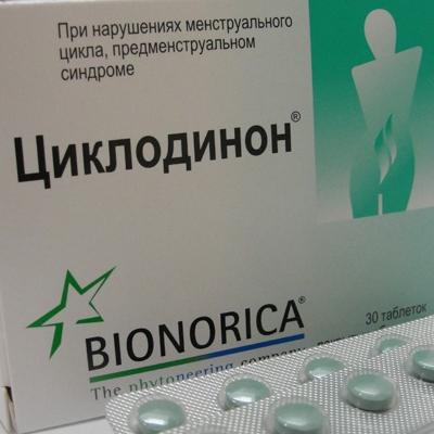 Что представляет собой препарат Циклодинон?