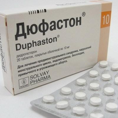 Что представляет собой препарат Дюфастон?