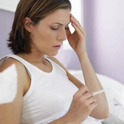 Как защититься от простуды при беременности?