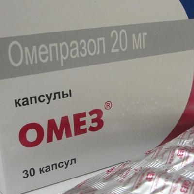 Что представляет собой препарат Омез?