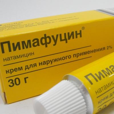 Применение лекарства Пимафуцин