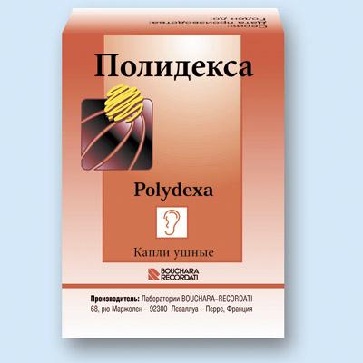 Что представляет собой  препарат Полидекса?