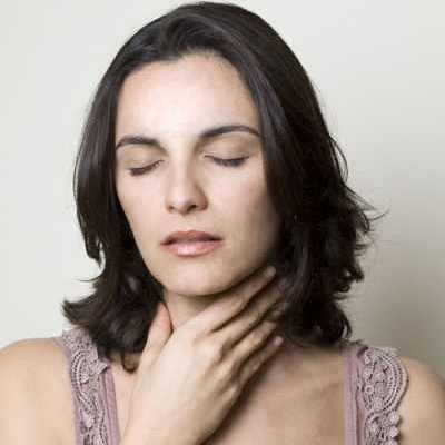 Анализ на грибок в горле