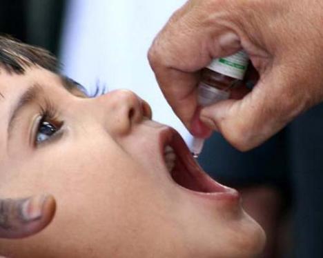 Ревакцинация полиомиелита: