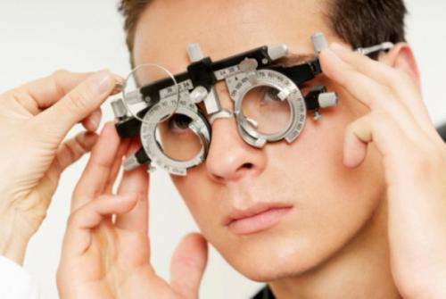 Разница глазного давления на правом и левом глазу