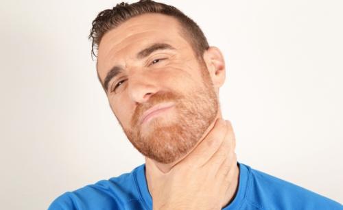 Ком в горле сухость при остеохондрозе