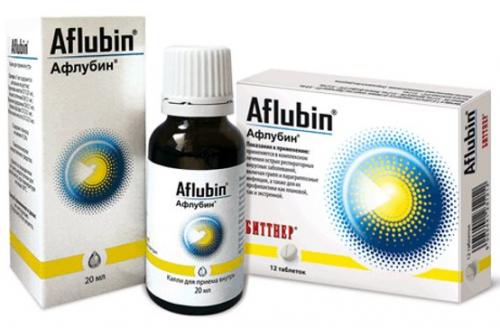 Афлубин