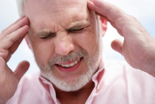 внезапная головная боль